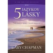 5 jazykov lásky - Gary Chapman