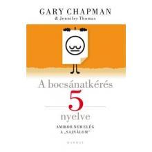 A bocsánatkérés 5 nyelve - Gary Chapman