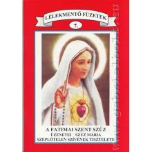 A Fatimai Szent Szűz üzenetei