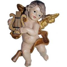 Anjel na stenu - 16cm - 8404-A