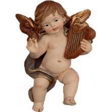Anjel na stenu - 16cm - 8404-C