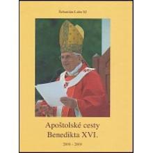 Apoštolské cesty Benedikta XVI. 2008-2009