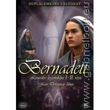 Bernadett - Lourdes legendája I-II. rész - DVD film