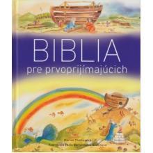 Biblia pre prvoprijímajúcich - Marion Thomasová