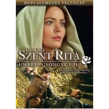Casciai Szent Rita - Umbria gyöngye - I.-II. rész - DVD film