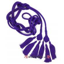 Cingulum - fialový - 3 strapce