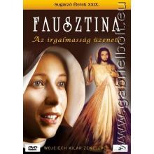 Fausztina - Az irgalmasság üzenete - DVD film