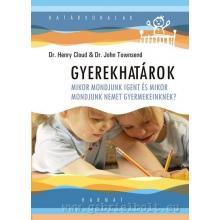 Gyerekhatárok - Dr. Henry Cloud
