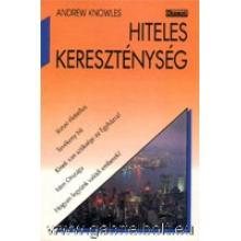 Hiteles kereszténység - Andrew Knowles