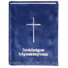 Imádságos képeskönyvem kék
