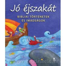 Jó éjszakát Bibliai történetek és imádságok
