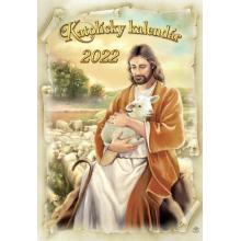 Katolícky kalendár 2022 - nástenný