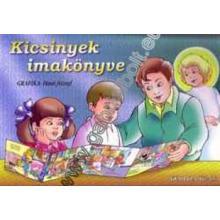 Kicsinyek imakönyve - leporelló