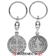 Kľúčenka - medaila sv. Benedikta