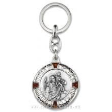 Kľúčenka - medaila sv. Krištof