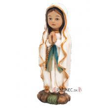 Lurdská Panna Mária - 11cm
