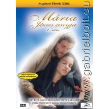 Mária, Jézus anyja - I-II rész - DVD