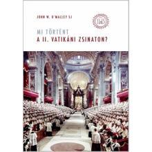 Mi történt a II. vatikáni zsinaton? - John W. OMalley