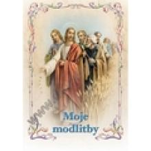 Moje modlitby - brožúrka