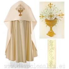 Náplecné vélum - Eucharistia