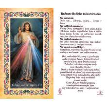 Obrázok - Milosrdný Ježiš - balíček