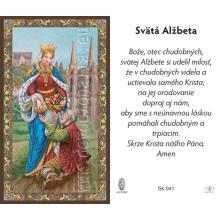 Obrázok - Svätá Alžbeta - balíček