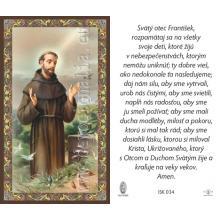 Obrázok - Svätý František - balíček