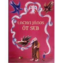 Öt seb - Lackfi János