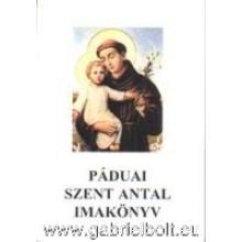 Páduai Szent Antal imakönyv