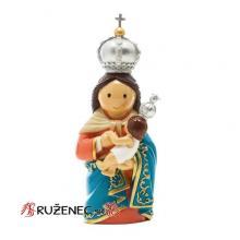 Panna Mária s Jezuliatkom - 8 cm