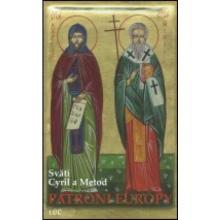 Patróni Európy - Svätí Cyril a Metod