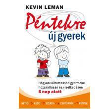 Péntekre új gyerek - Kevin Leman