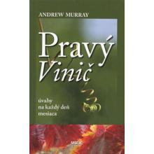 Pravý vinič - Andrew Murray