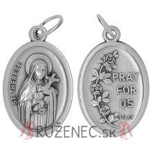 Prívesok - Sv. Terezka