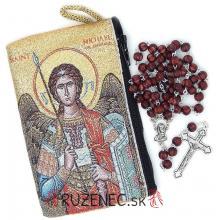 Puzdro + ruženec - sv. Michal