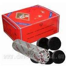 Samozápalné uhlie 100ks/krabica - 32mm