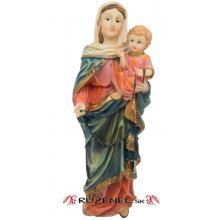 Socha - Kráľovná Ruženca - 30 cm