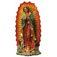 Socha - Panna Mária Guadalupská - 40 cm