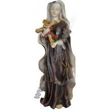 Socha - Svätá Rita - 60 cm