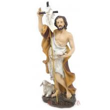 Socha - Svätý Ján Krstiteľ - 20 cm