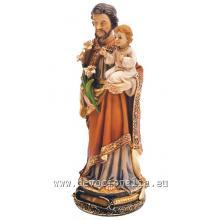 Socha - Svätý Jozef - 20 cm