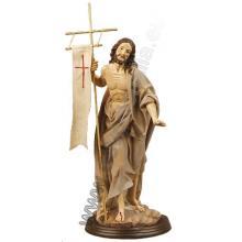 Socha - Zmŕtvychvstalý Kristus - 30 cm