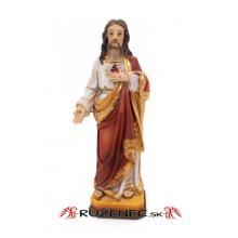 Soška - Božské Srdce - 12,5cm