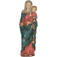 Soška - Kráľovná Ruženca - 12,5cm