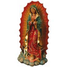 Soška - Panna Mária Guadalupská - 12,5cm