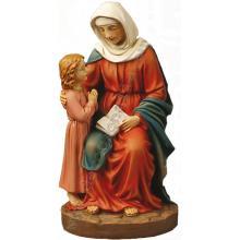 Soška - Svätá Anna - 12,5cm