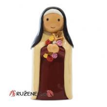 Svätá Terezka z Lisieux - 8cm