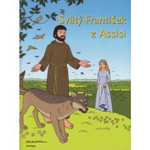 Svätý František z Assisi - komix