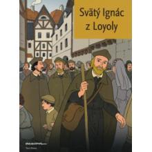 Svätý Ignác z Loyoly - komix