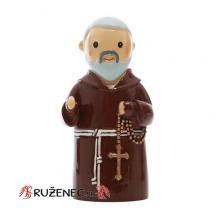 Svätý Páter Pio - 8cm